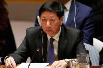 China calls for unity of international community over Jerusalem