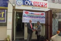Homoeopathy with Psychology Boon for the Patients Said Dr. A. K. Gupta of  AKGsOVIHAMS
