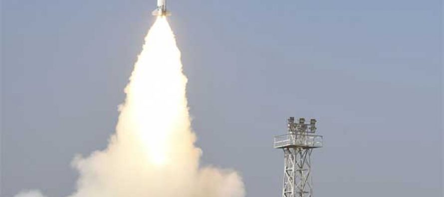 India successfully tested laser-guided anti-tank missile