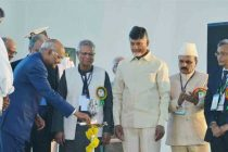 President inaugurates Andhra Fibre Grid project