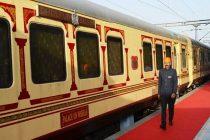 Heritage Palace on Wheels' maiden voyage starts