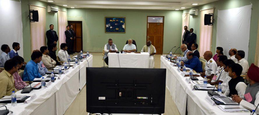 PM Modi assures Kerala fisherfolk of all help, state seeks Rs 7,340 cr package
