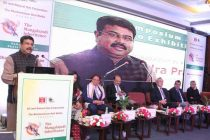 Dharmendra Pradhan inaugurates symposium and Photo Exhibition on Chilika