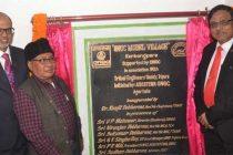 ONGC adopts Korbongpara Village at Tripura to protect Korbong tribe