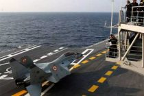 Indian, Russian navies hold maritime exercise in Bay of Bengal