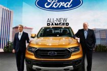 Ford to unveil 40 hybrid, electric vehicles by 2022
