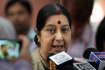 Sushma at RIC: Raises Pulwama, Pakistan's 'inaction'