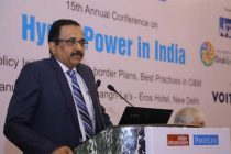CMD, NHPC delivers Keynote Address at 15th Annual Conference  on Hydro Power in India