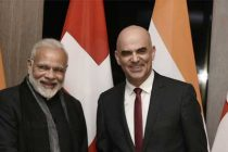 Modi holds bilateral meeting with Swiss President