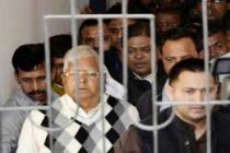 Lalu, Mishra jailed for 5 years in fodder scam case