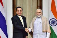 India, Thailand discuss economic ties, security