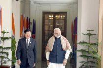 India, Laos discuss development aid, trade