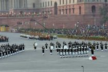 Beating Retreat: Reverberating beats, and soft notes echo with an Indian touch at Rajpath