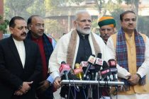 Modi urges opposition to pass Triple Talaq Bill