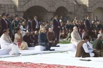 President, PM pay homage to Gandhi on death anniversary