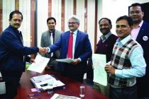 NTPC SIGNS PACT WITH JABALPUR  FOR E-MOBILITY SOLUTIONS
