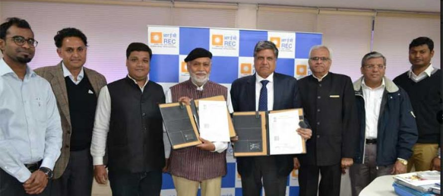 REC extends CSR support of Rs 1.31 crore to REACHA for primary education of 3000 children