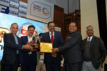 NHPC Awarded CBIP Award for Best Project Developer in Hydro Sector
