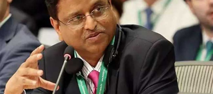 Subhash Chandra Garg appointed as new finance secy