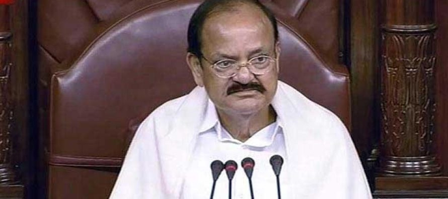 Idea of book is to present transparency: Venkaiah Naidu