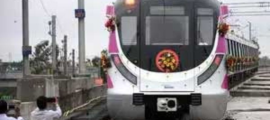 Part of Delhi Metro's Pink Line to open next week