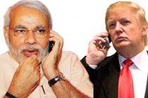 Modi calls up Trump, raises Pak's anti-India rhetoric