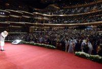 India, UAE to work together to fulfil Indian diaspora dreams: Modi