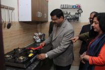 Dharmendra Pradhan inaugurates PNG Supply in BSF Campus, Chhawla