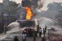 Five dead in ONGC tanker blast in Kerala