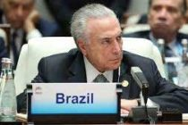 Brazil president to call Trump over tariffs