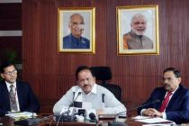 """""""Clean air for Delhi campaign to be developed into a peoples' movement across the country"""": Dr. Harsh Vardhan"""