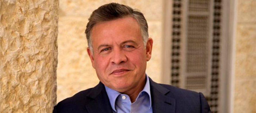 King of Jordan to visit India