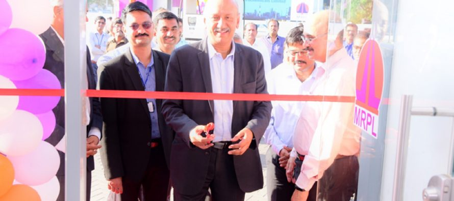 MRPL's new Retail Outlet at Panambur inaugurated