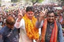 Left Sarkar ousted in Tripura as BJP surges in northeast