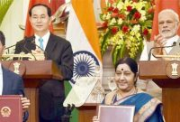 India, Vietnam to work for open, prosperous Indo-Pacific region