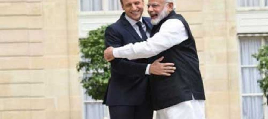 PM Modi to have bilateral discussions with Macron ahead of G7 summit