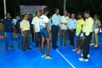 NLCIL organizes  State Level Rural Kabaddi Tournament-2018