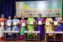 NLCIL Celebrates International Women's Day- 2018