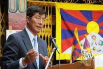 Sangay asks Xi to resolve Tibet issue peacefully