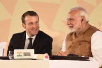 Modi presents 10-point action plan to promote solar energy