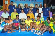 Vaduvur Kabadi Team won the NLC India Invitation Cup