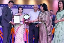 """Amity Leadership Award for Excellence in Power and Energy Industry"""" to Director (HR)"""
