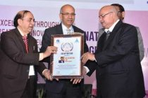 NBCC CMD CONFERRED 'CEO OF THE YEAR' AWARD
