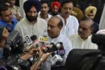 Four BJP MLAs marshalled out of Delhi Assembly