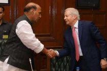 US Ambassador meets Rajnath