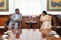 India, Nepal talk bilateral trade boost, developmental aid partnership