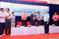 MRPL hosting  38th  Inter Unit PSPB Bridge Tournament at Mangaluru