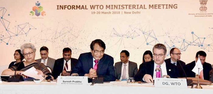 India to take up trade protectionism measures with US: Prabhu