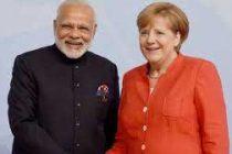 Modi makes congratulatory call to Merkel