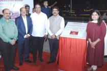 Dharmendra Pradhan inaugurates Mumbai's first Yoga Garden – An ONGC CSR Project